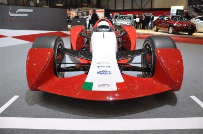 Fioravanti LF1 Race Car