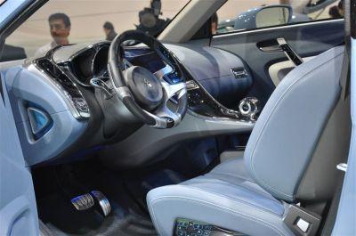 Mitsubishi MiEV Sport Air