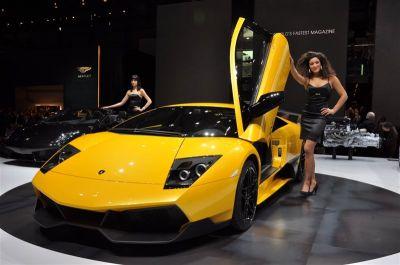 Lamborghini Murcielago LP6704 Superveloce