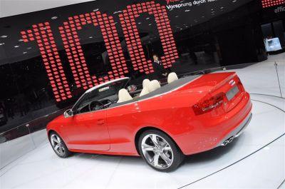 A5 S5 Cabriolet