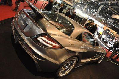 FAB DESIGN Mercedes McLaren SLR
