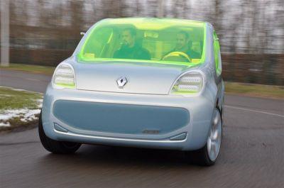 Essai Renault ZE Concept