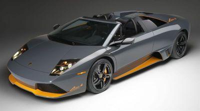 Lamborghini LP 650-4 Roadster