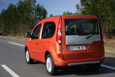 Essai Renault Kangoo BeBop