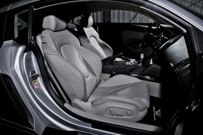 Audi R8 par Wheelsandmore