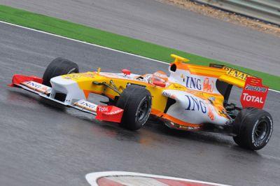 F1 : les monoplaces 2009 en images