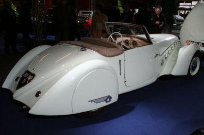 Peugeot Rétrospective Cabriolet