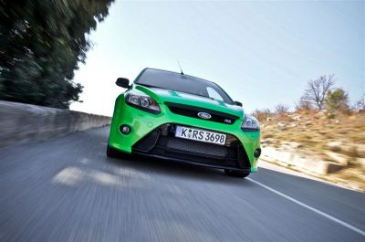 Essai Ford Focus RS II