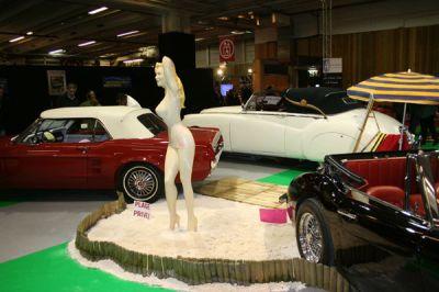 Clins d'oeil du Salon du Cabriolet, Coupé & SUV 2009