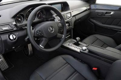 Mercedes E63 AMG 2009