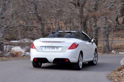 Essai Peugeot 308 CC 2.0 HDi 140