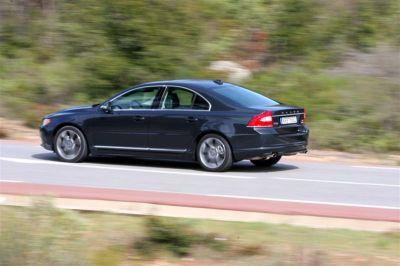 Essai Volvo S80 2009