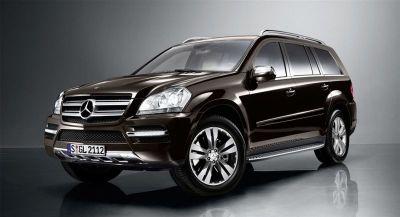 Mercedes GL Facelift 2009