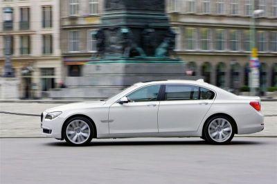 BMW 760i et 760Li