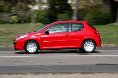 Essai Peugeot 206 Plus