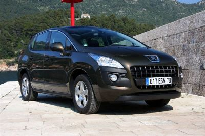 Peugeot 3008 1.6 THP 150