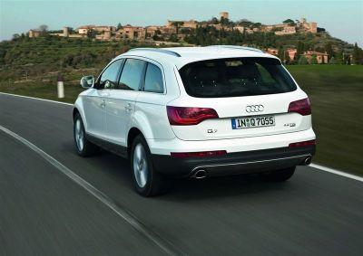Audi Q7 restyle