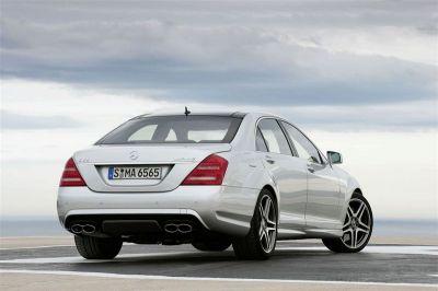 Mercedes S63 et S65 restylee
