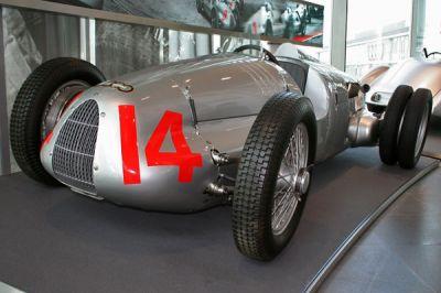 Audi fête ses 100 ans