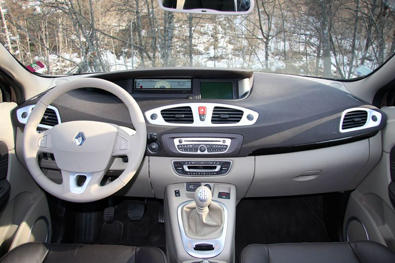 albums photos renault grand scenic iii. Black Bedroom Furniture Sets. Home Design Ideas