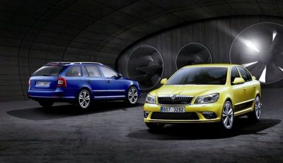 Skoda Octavia RS et Scoot restylees