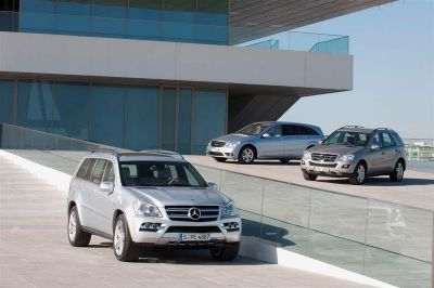 Mercedes SUV BlueTEC