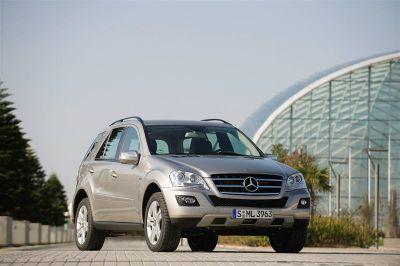 Mercedes SUV BlueTEC