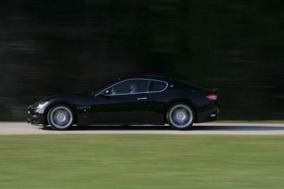 Maserati GranTurismo S par Novitec Tridente