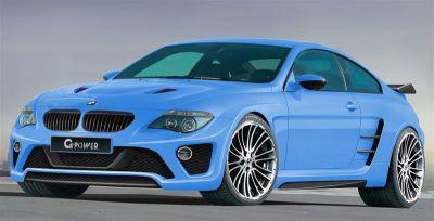 BMW M6 Hurricane CS G-Power