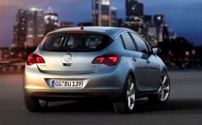 Nouvelle Opel Astra
