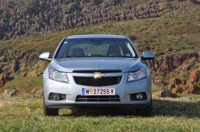 Essai Chevrolet Cruze