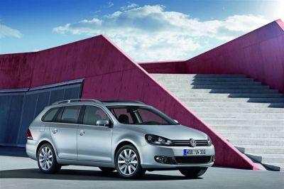Volkswagen Golf VI SW