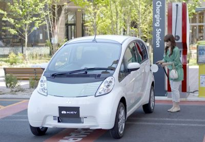 Mitsubishi i-MiEV 2009