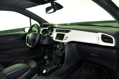 Citroen DS Inside
