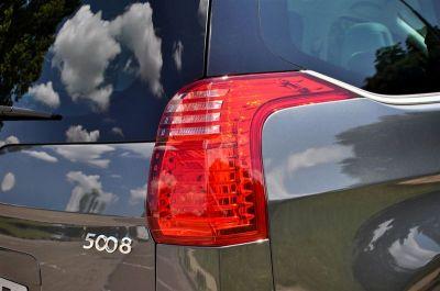 a bord du Peugeot 5008