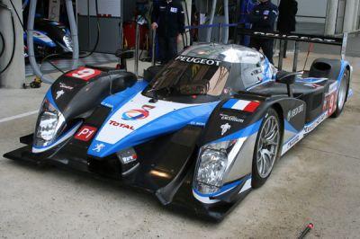 24 Heures du Mans 2009 : le doublé de Peugeot