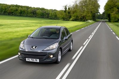 Peugeot 207 restylee