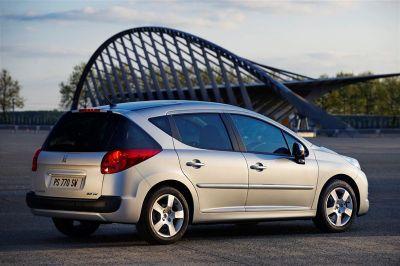 Peugeot 207 restylee