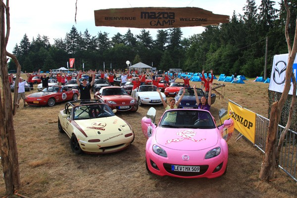 La Mazda MX-5 fête ses 20 ans