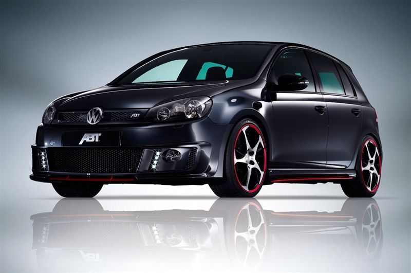 Vw Golf VI GTI par Abt