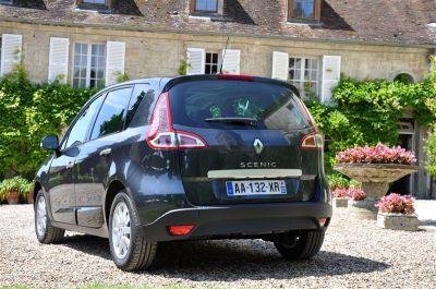 Essai Renault Scénic Court