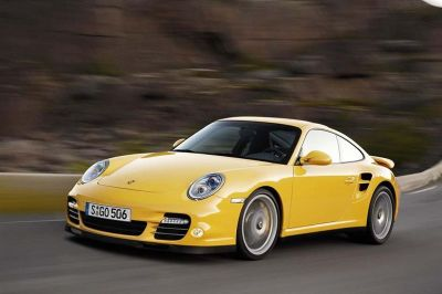 Porsche 911 Turbo facelift