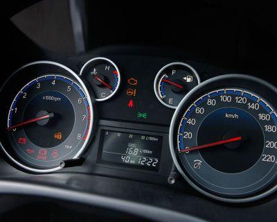 Suzuki SX4 restyle