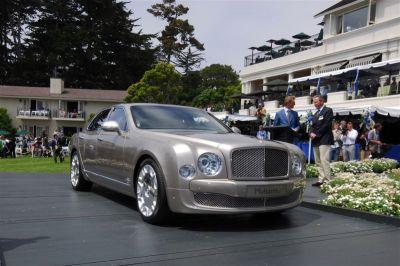 Bentley Mulsanne 2010