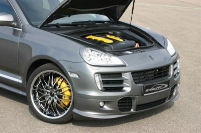 SpeedART Porsche Cayenne D