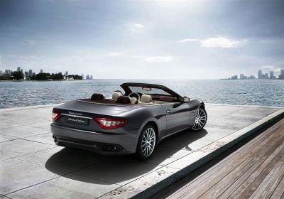 Maserati GanCabrio