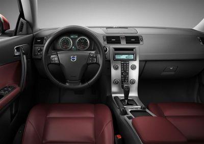 Volvo C70 facelift