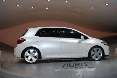 Toyota Auris HSD Full Hybrid