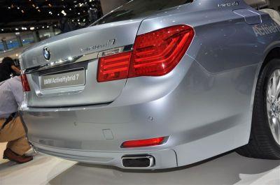BMW Série 7 Activ Hybrid