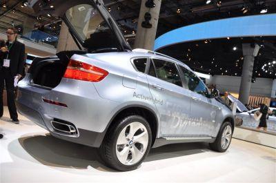BMW X6 Activ Hybrid